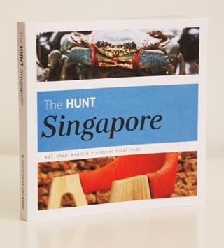 The HUNT Singapore厚达189页,图文并茂。