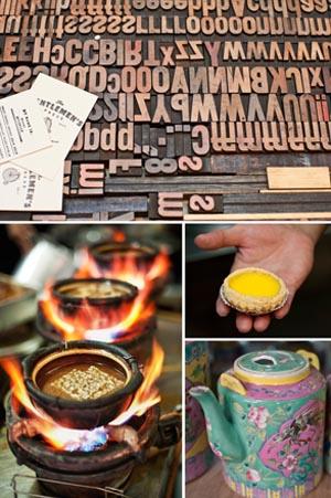 从传统凸版印刷、本地美食至娘惹陶瓷等,伯纳德推介80多个另类景点任游客挑选。(The HUNT Guides提供)
