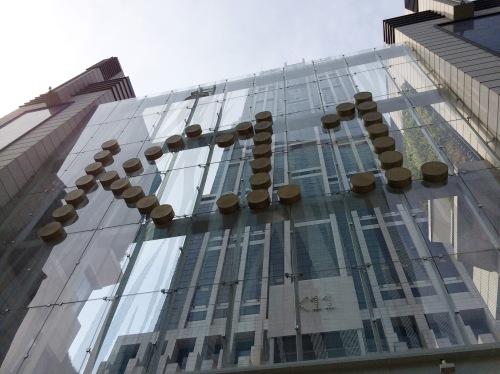 莫奈特展在淮海路的K11购物中心展出。